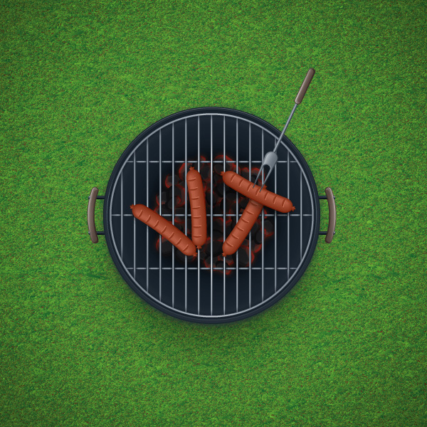 Barbecue Illustration