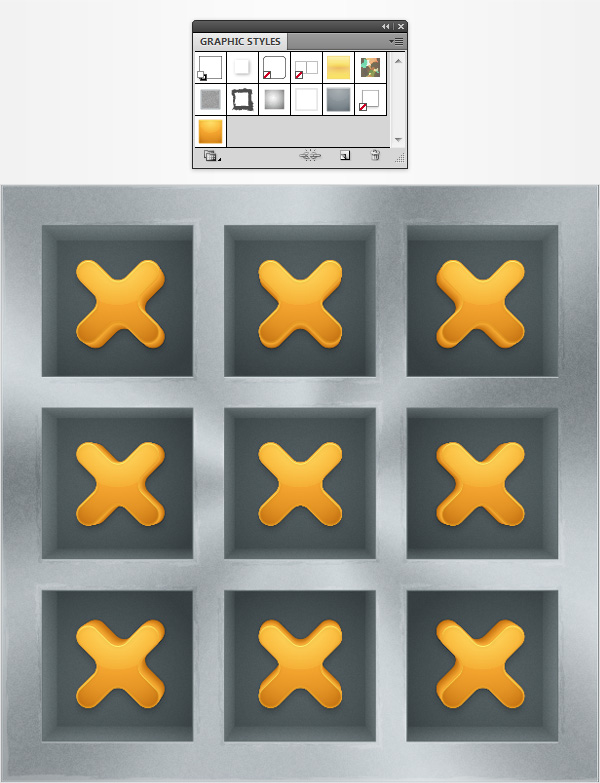 Tic Tac Toe Game Interface
