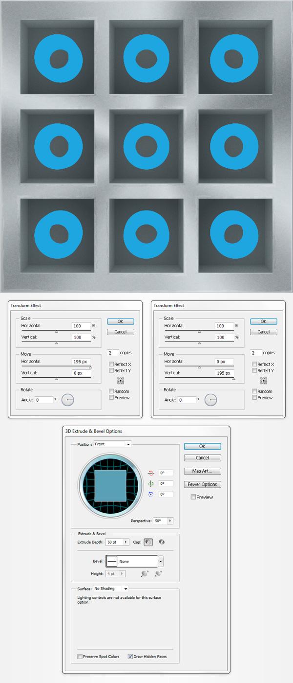 Create a Tic Tac Toe Mobile App Interface in Adobe Illustrator