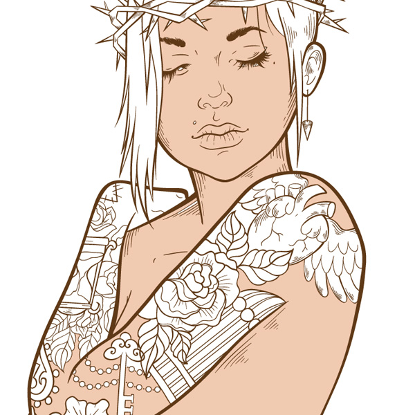 26_tattoo_girl_livepaint