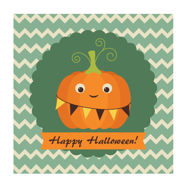 Link toCreate an easy, retro pumpkin card in adobe illustrator