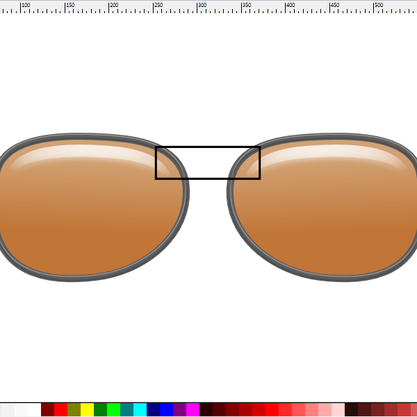 03000e74e00c Use Inkscape to Create a Pair of Sunglasses With Ease