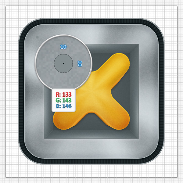 Tic Tac Toe Mobile App Icon