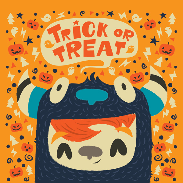 Link toUse stroke textures to enhance a halloween illustration in illustrator