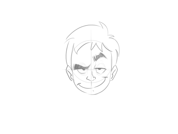 Drawing expression facial good