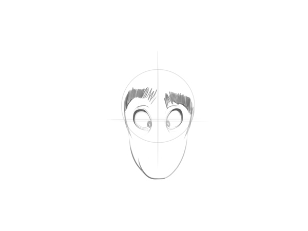 cartoon fundamentals how to draw a cartoon face correctly rh design tutsplus com