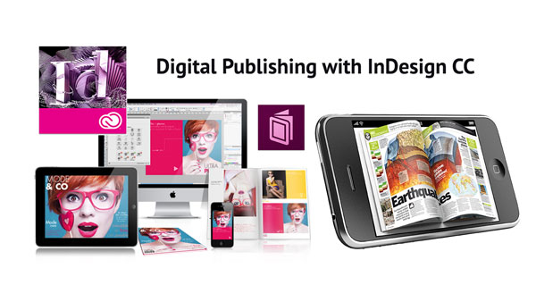 Link toDigital publishing with indesign cc: introduction