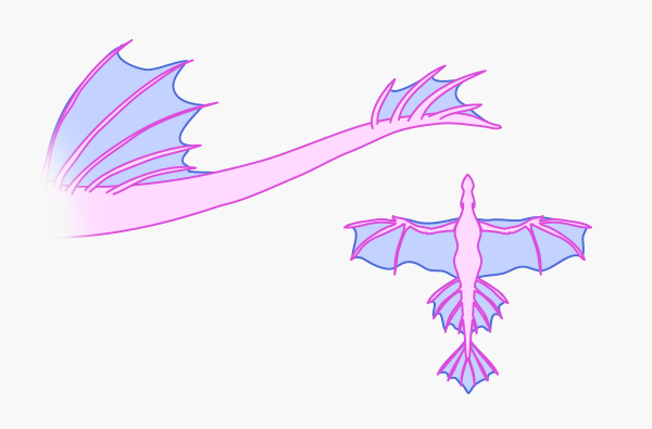 Rawr how to draw an anatomically correct dragon dragonbody4 2tail ccuart Images