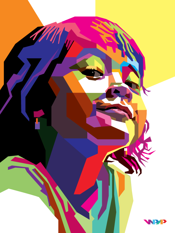Link toHow to create a geometric, wpap vector portrait in adobe illustrator