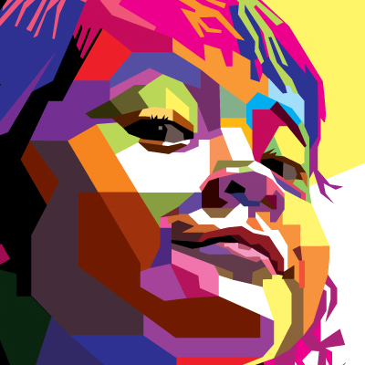 Preview for How to Create a Geometric, WPAP Vector Portrait in Adobe Illustrator