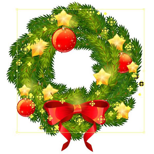43_xmas_wreath_sparkles