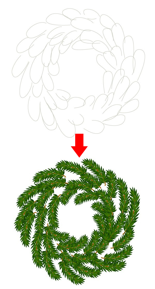 5_xmas_wreath_brush