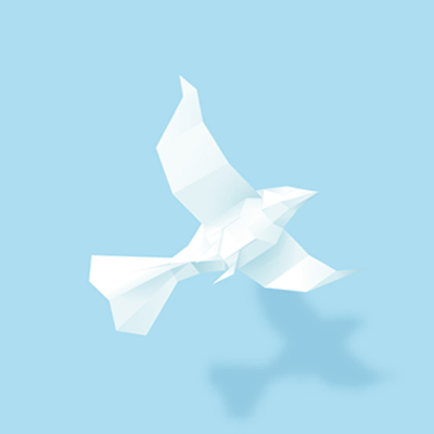 Preview for Create a 3D Paper Bird With Geometric Shapes in Adobe Illustrator