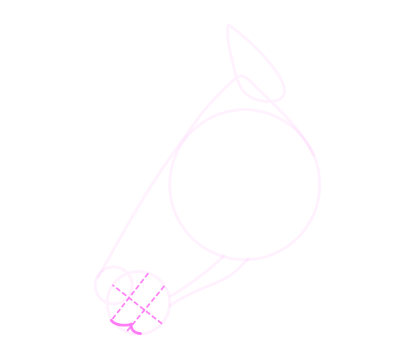 drawinghorse_5-3_head_profile