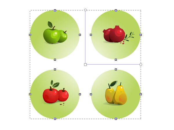 combine gradient