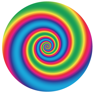 Preview for Quick Tip: Create a Gradient Spiral Using a Single Circle in Illustrator
