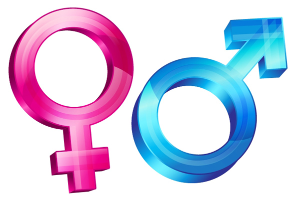 Create Gender And Orientation Symbols With Basic Shapes In Illustrator