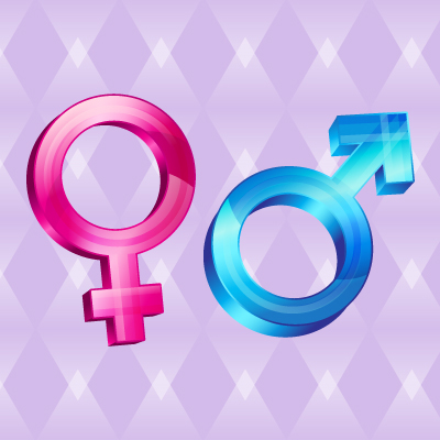 Preview for Create Gender and Orientation Symbols With Basic Shapes in Illustrator
