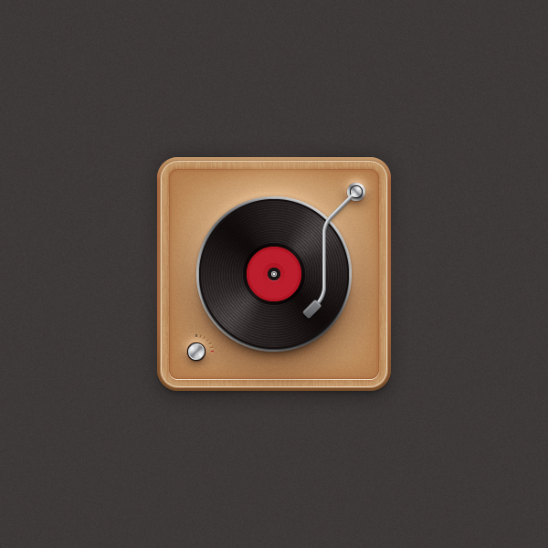 Link toCreate a vinyl record player icon in adobe illustrator