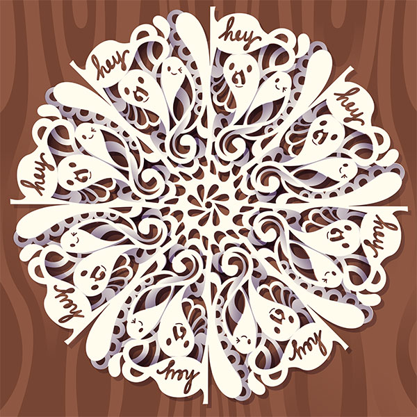 Link toHow to create a digital doodled snowflake in adobe illustrator