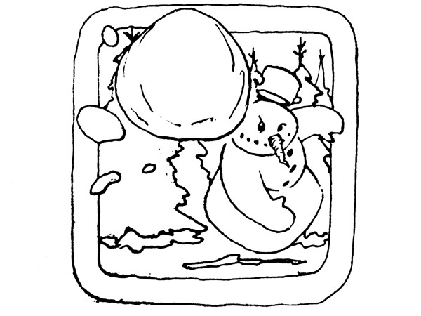 Vector-App-Icon-Snowball-Fight--Scanned-and-Improved