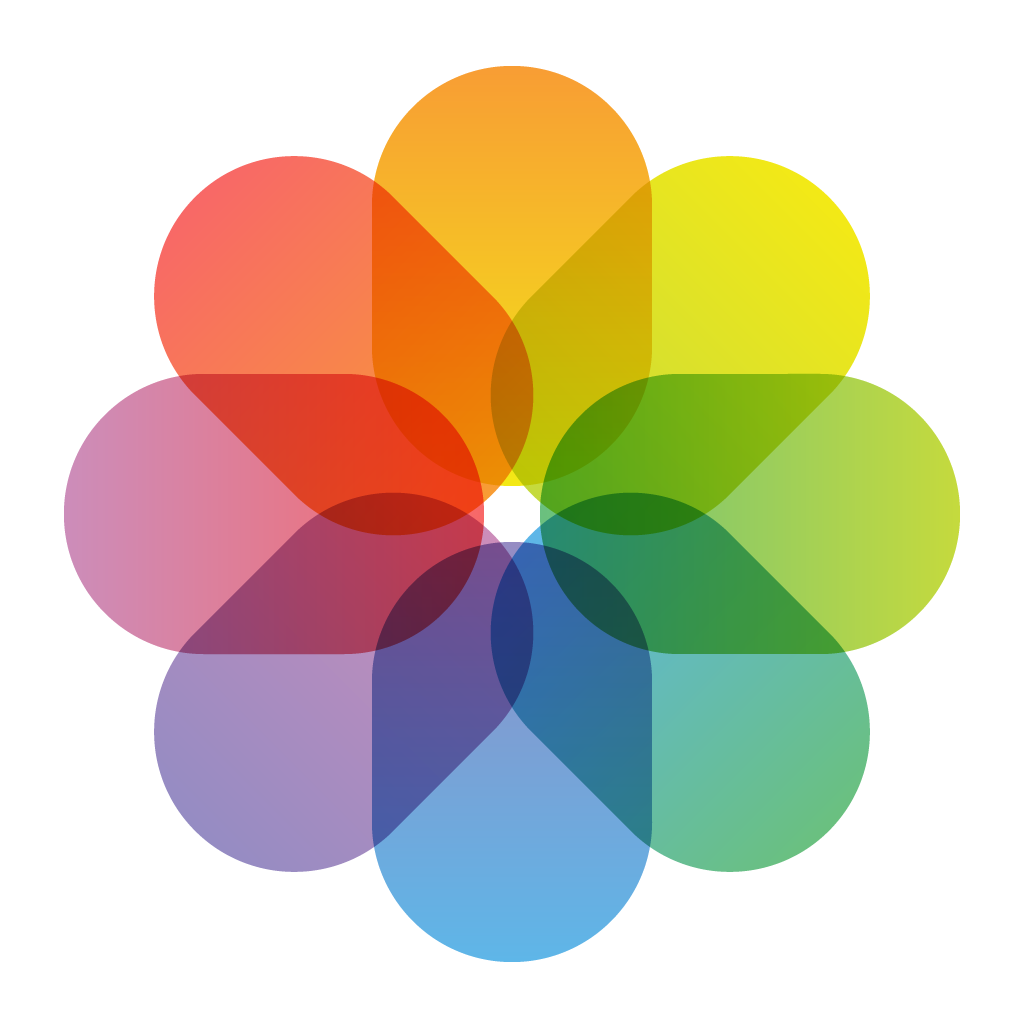 Learn Graphic Design & Layout GDL iOS7 Style Flower Icon