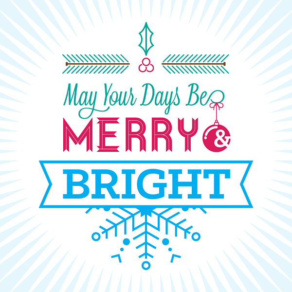 How to Create a Holiday Themed Typography Piece in Adobe