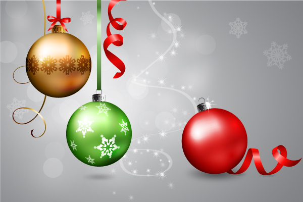 Link toCreate a set of realistic christmas baubles in adobe illustrator