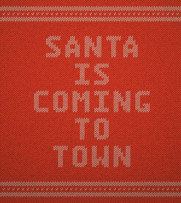 Link toCreate a christmas, knitted text effect in adobe illustrator