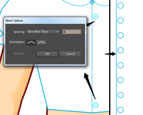 how to get identical fill and stroke in illustrator