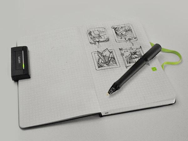 Wacom Inkling Sketch x600