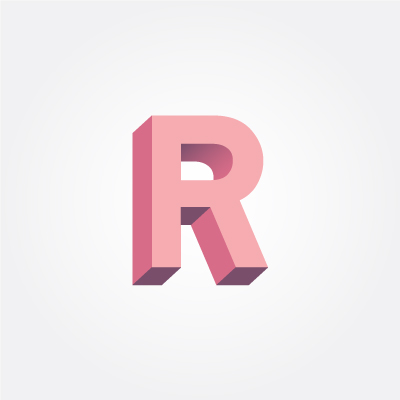 Preview for Create 3D Letters Without the Use of 3D Tools in Adobe Illustrator