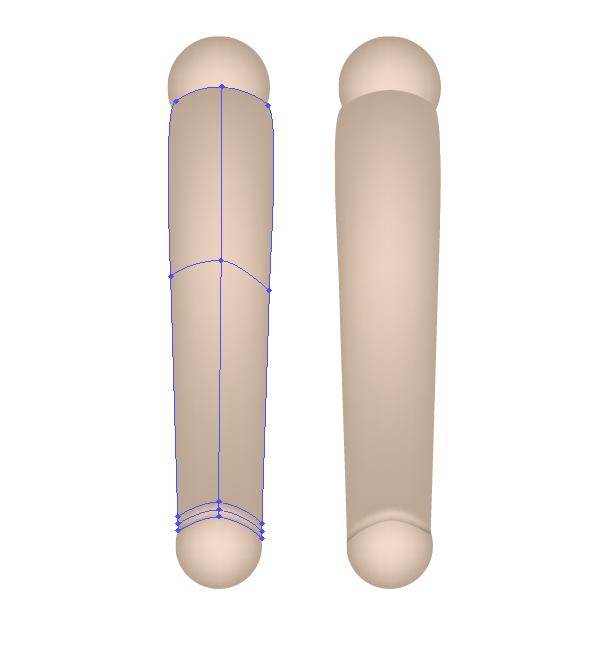 gradientmeshmannequin-3-16-mesh-modify