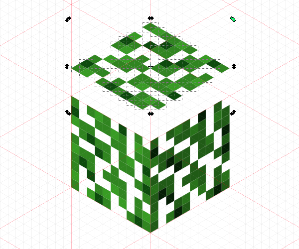top leaf block