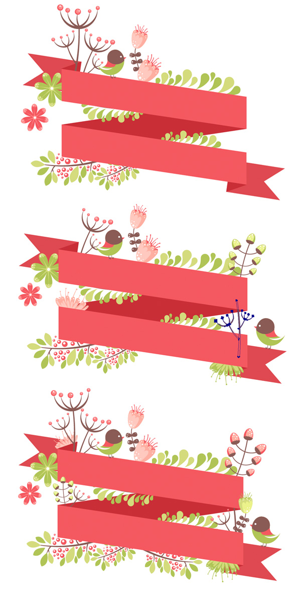 35-Valentine-card-ribbons