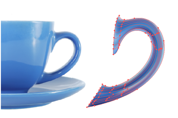 Link toWorking with irregular shapes in gradient mesh in adobe illustrator