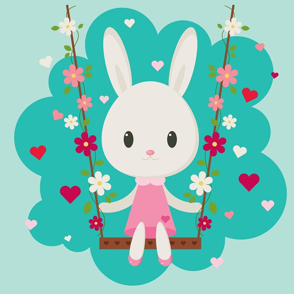 Link toCreate an easy, valentine's day bunny in adobe illustrator