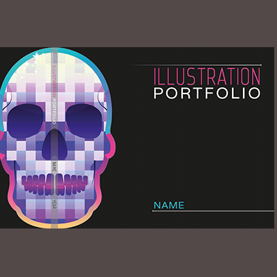 Preview for Create a Stand-Out Portfolio Book in InDesign: Part One - the Cover