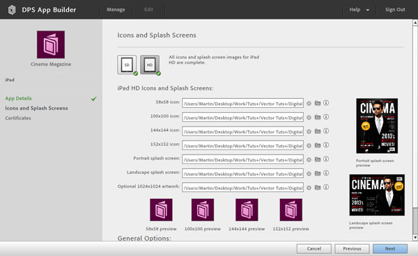 Digital Publishing With InDesign CC: Publish Apps With the DPS App