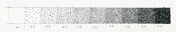pointillism-value-scale-inked