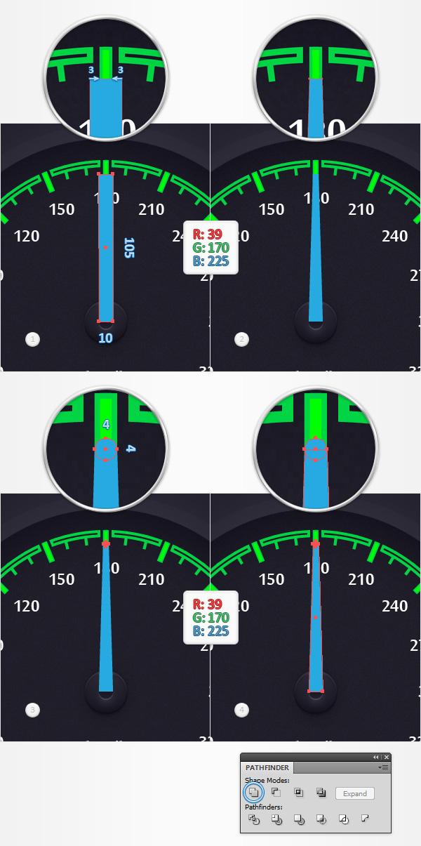 Speedomenter Illustration