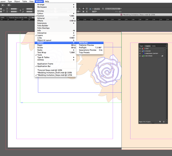 how to open a pdf in indesign to edit
