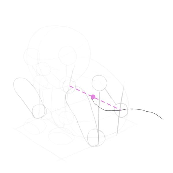 drawingbabydragon-1-8-tail