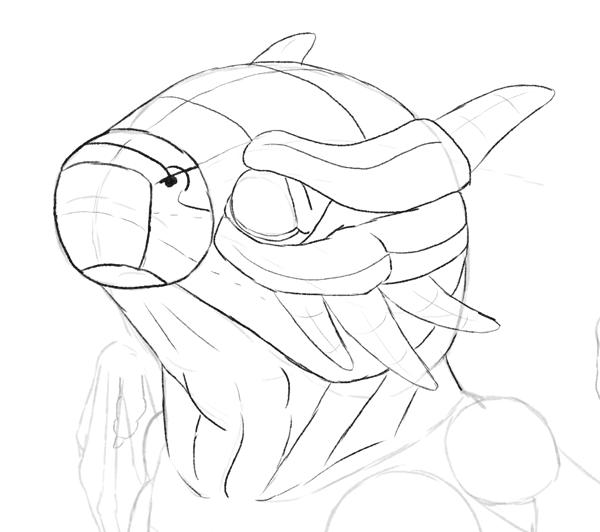 drawingbabydragon-2-9-head-masses