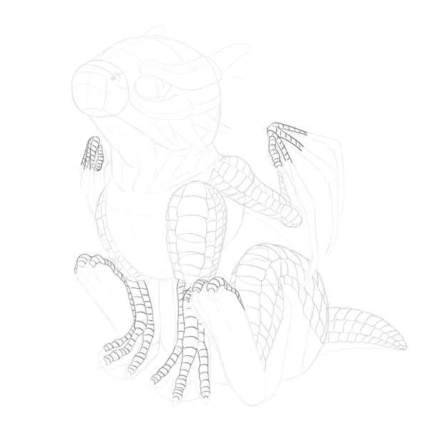 drawingbabydragon-3-6-scales-body2