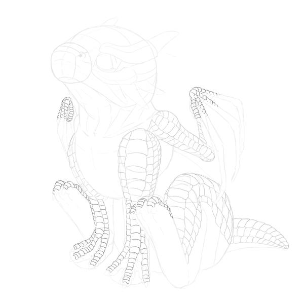 drawingbabydragon-3-6-scales-body3