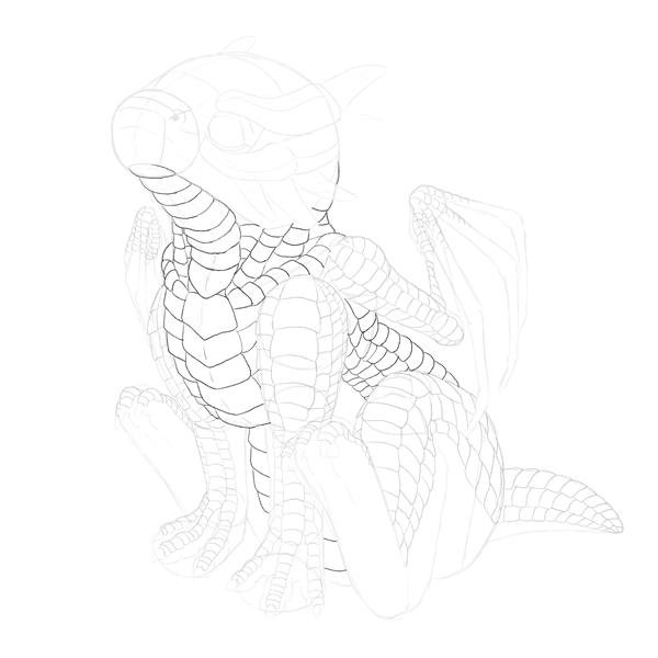 drawingbabydragon-3-7-scales-body3