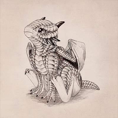 Drawingbabydragon 400x400