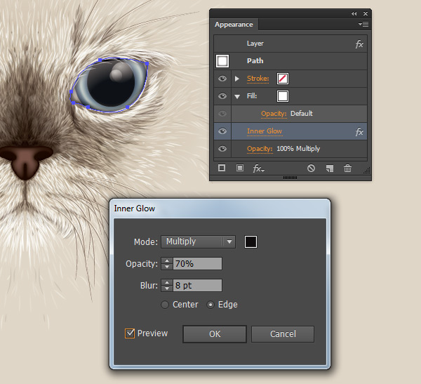 Kitty Vector Tutorial
