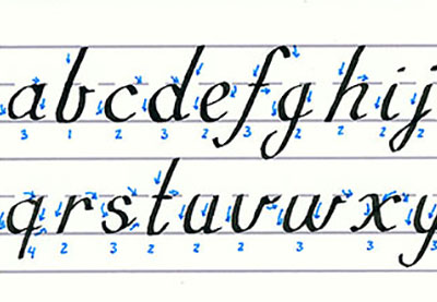 Mastering calligraphy how to write in roundhand script Calligraphy basics